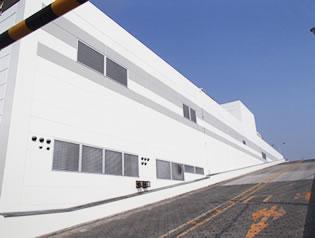ショッピングセンター駐車場棟防水工事