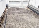 屋上防水層劣化