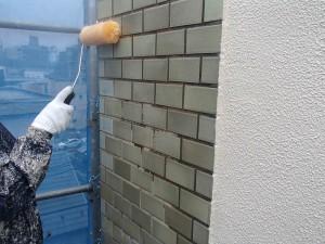 民間ビル外壁改修工事